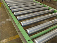 "Used 24"" Roller Conveyor"