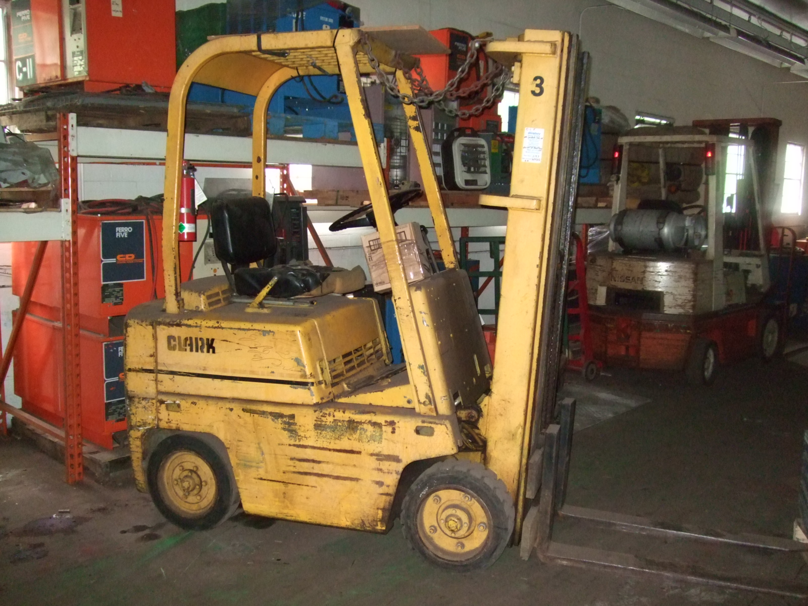 Fork Lift Parts : Forklifts and orderpickers
